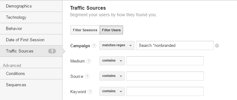 RegEx guide for Google Analytics and Tag Manager - Digital Marketing