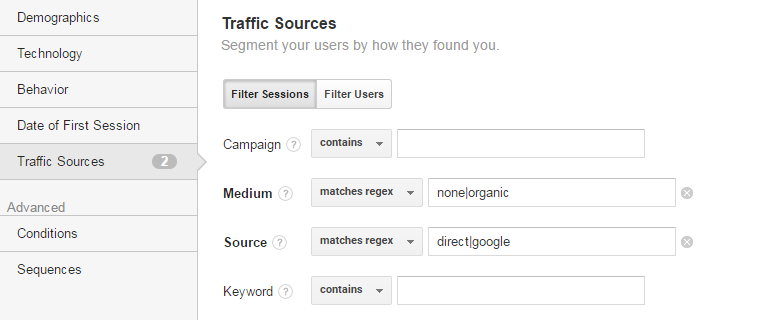 RegEx guide for Google Analytics and Tag Manager - Digital