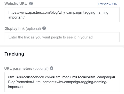 How to track Facebook ads and promoted posts with Google Analytics